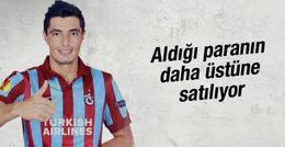 Trabzonspor'da tutunamayan Cardozo Çin'le anlaştı