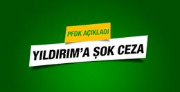 PFDK Aziz Yıldırım ve Dursun Özbek'in cezasını açıkladı