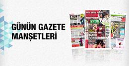 Sporda günün gazete manşetleri - 12 Şubat 2016