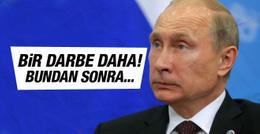 Rusya'ya bir darbe daha! Bundan sonra...
