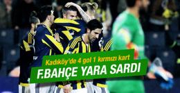 Fenerbahçe Kasımpaşa maçının sonucu ve özeti