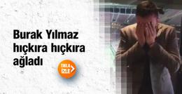 Burak Yılmaz Galatasaray'a böyle veda etti!