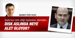 Soylu'nun DİSK tepkisi ve DİSK'in düşüşü Mahmut Övür yazdı