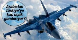 Suudi Arabistan Türkiye'ye uçak gönderiyor!