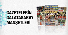 Sporda günün gazete manşetleri - 14 Şubat 2016