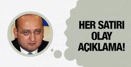 Yalçın Akdoğan'dan flaş PYD açıklaması!