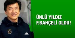 Jackie Chan'den Fenerbahçeliler'i coşturan paylaşım