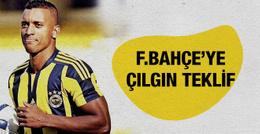 Fenerbahçe'ye Nani için çılgın rakam