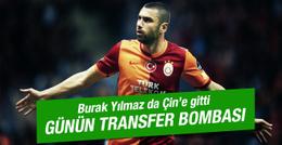 Burak Yılmaz Galatasaray'dan ayrıldı Son Dakika