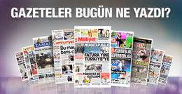 Gazete manşetleri 6 Şubat 2016