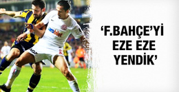 Fenerbahçe'yi kızdıracak açıklama! Eze eze..