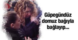 İstanbul'un göbeğinde gündüz vakti dehşet!
