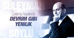 Süleyman Soylu'dan kritik 'geçici çalışanlar' açıklaması