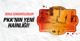 PKK'nın yeni hain planı böyle ortaya çıktı!