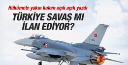 Türkiye İran ve Rusya'ya savaş mı açacak! Şoke eden yazı