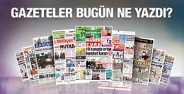 Gazete manşetleri 9 Şubat 2016