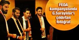 Galatasaraylılar'ı çıldırtan fotoğraf