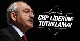 Kılıçdaroğlu'nu tutuklayacaklardı son anda fark edildi !