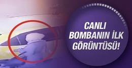 Bursa patlamasındaki canlı bombanın yeni görüntüsü çıktı!