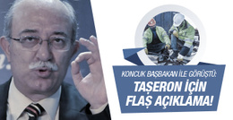 İsmail Koncuk: Taşeron özel statüde istihdam edilmemeli