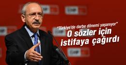 Kılıçdaroğlu'ndan o isme istifa çağrısı!