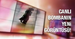 Bursa'daki kadın canlı bombanın yeni görüntüsü!