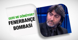 Rıdvan Dilmen bombayı patlattı! Fenerbahçe'ye dönüyor mu?