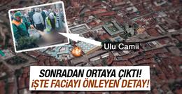 Bursa'da faciayı önleyen detay! Sonrada anlaşıldı
