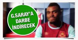 Emenike transferi Galatasaray'ı vuracak!