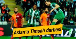 Bursaspor Galatasaray Süper Lig maçının canlı yayını