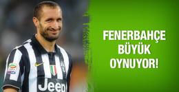 Fenerbahçe Chiellini'yi İstanbul'a getirdi iddiası