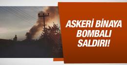 Diyarbakır'da askeri binada patlama!
