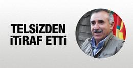 PKK köşeye sıkıştı! Karayılan itiraf etti!