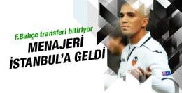 Fenerbahçe yıldız futbolcunun menajerini İstanbul'a getirdi