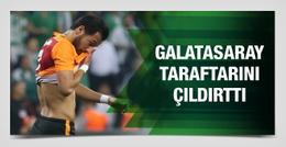 Yasin Öztekin Galatasaray taraftarını çıldırttı