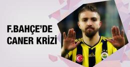 Fenerbahçe Caner Erkin'e tüm kapıları kapattı