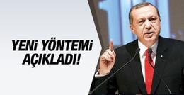 Erdoğan açıkladı! Paralel yapıyla mücadelede yeni yöntem