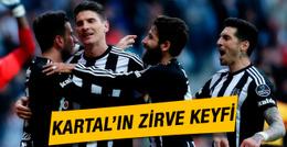 Beşiktaş - Kayserispor Süper Lig maçının canlı yayını