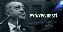 Erdoğan'dan rest gibi PYD/YPG açıklaması