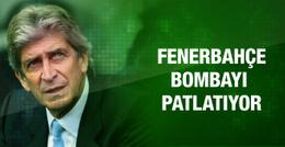 Fenerbahçe Pellegrini bombasını patlatıyor