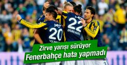 Fenerbahçe Gaziantepspor maçı canlı anlatım