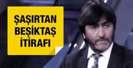 Rıdvan Dilmen Beşiktaş'ın kapısından dönmüş!