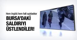 Bursa'daki terör saldırısı o örgüt üstlendi!