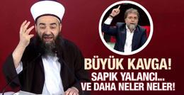 Ahmet Hakan'dan Cübbeli'ye! Yalancılık yapma