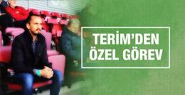 Fatih Terim Tuncay Şanlı'ya özel görev verdi