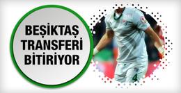 Beşiktaş Serdar Aziz transferini bitiriyor