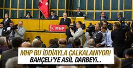 MHP'yi karıştıran Oktay Vural iddiası! Bahçeli'ye asıl şoku...