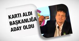 Ergin Ataman Galatasaray başkanlığına aday!