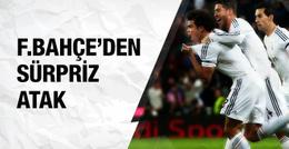 Fenerbahçe Real Madridli ismin peşinde