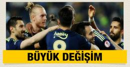 Fenerbahçe'de transfer politikası değişiyor